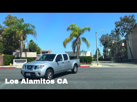 🔴  Los Alamitos Realtor Driving Tour 4K