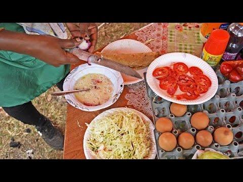 In Uganda, \u0027Rolex\u0027 means time for an egg snack