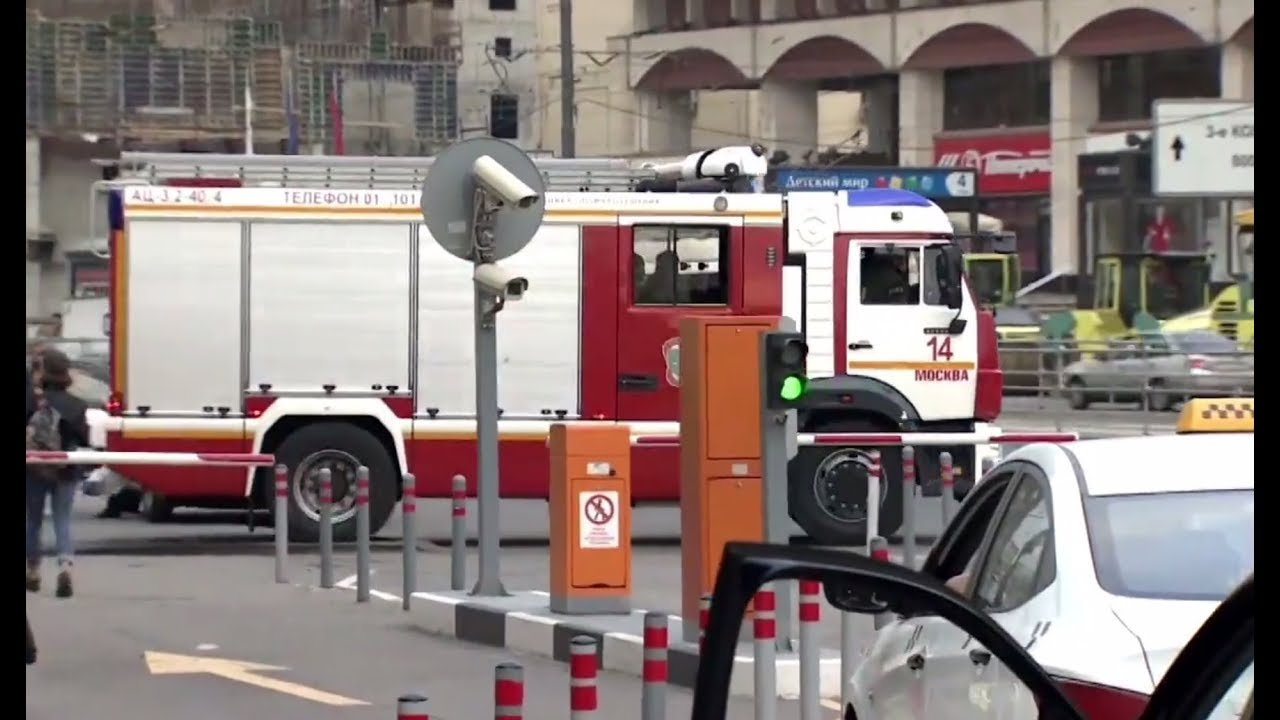 В Москве из-за анонимных угроз эвакуировали более 20 тысяч человек