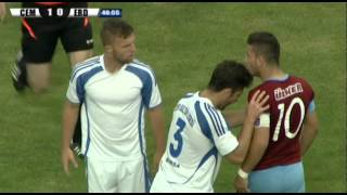 Bursa Cem Sultan A.İ.H.L. - Trabzon Erdoğdu Lisesi Futbol Maçı FİNAL
