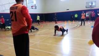 ACF Fiorentina Coaching Clinic-Psycho Motor Abilities Pre-Acrobatic