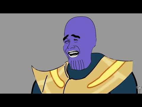 Avengers Endgame - parodia / ¡Yo soy Iron Man!