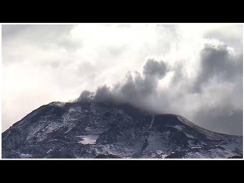 Chile raises alert on rumbling Chillan volcano