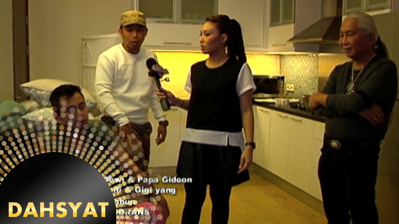 Download Denny, Ayu & Papa Gideon Jemput Paksa Raffi & Gigi [Dahsyat] [17 Feb 2016]