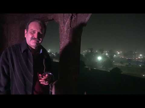 Views from Lahore Fort on new years eve 2016-2017