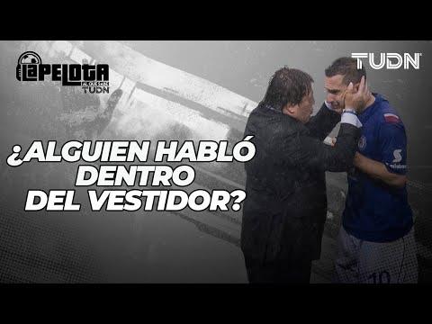 ¡ROMPIÓ EL SILENCIO! 'Chaco' revela lo que pasó en el vestidor tras la final vs América   TUDN