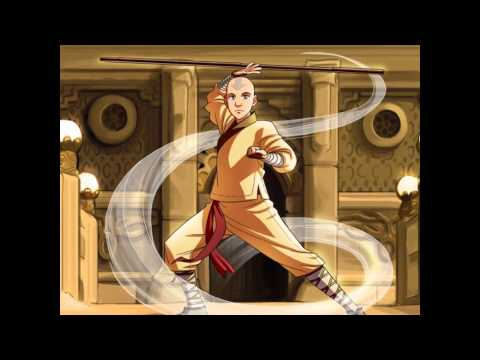 Avatar the Last Airbender - Aang