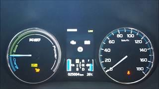 Mitsubishi Outlander PHEV 2014 Часть 1