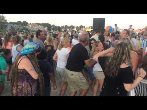 SUGAR concert - Esker Point Beach in Groton, CT.