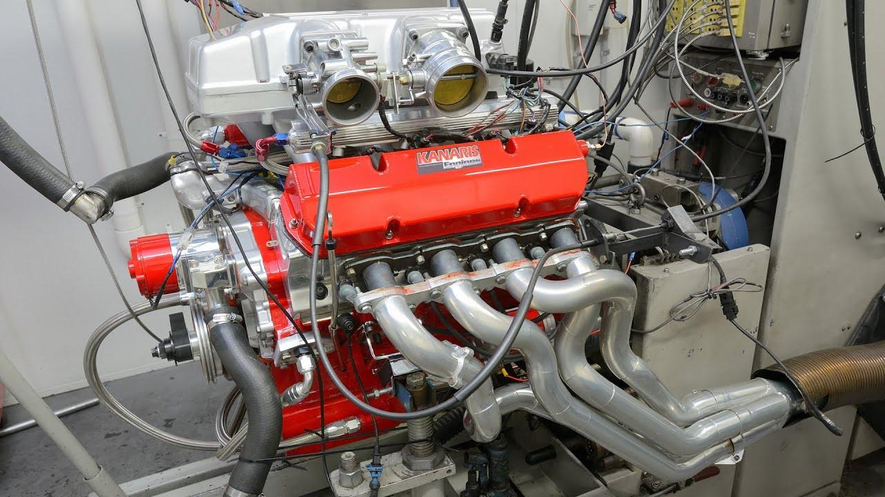 397ci Holden V8 Kanaris Engines Youtube