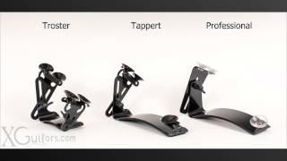 ErgoPlay Guitar Support Comparison Slideshow