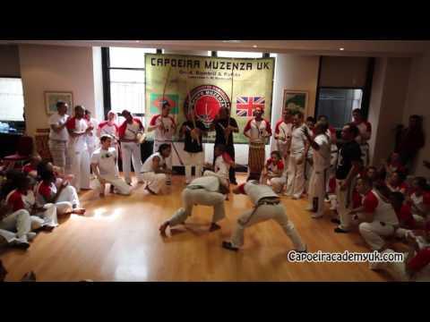 Capoeira Muzenza | Capoeira Academy UK | Abertura do Evento