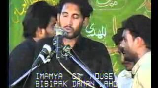 NAAT AGREAT NAAT BY ZAKIR HABIB RAZA MAJLIS AT LAHORE