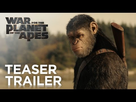 War for the Planet of the Apes | Teaser Trailer [HD] | 20th