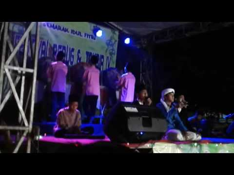Festival takbir dan bedug juara 2 BBZ 2017 sepatan
