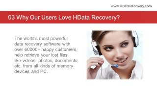 8 Frequently Asked Questions about HData Recovery