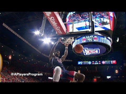 Highlights: 2017 Arizona Basketball Red Blue Game