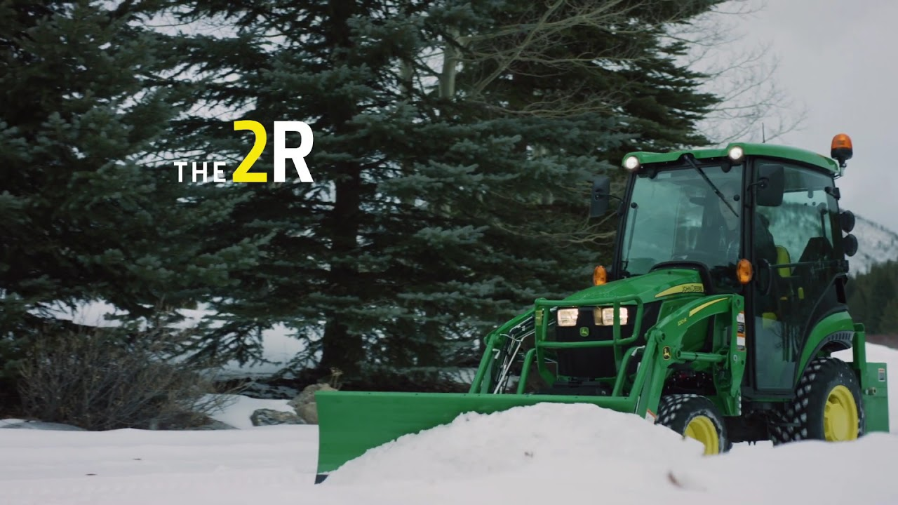 2 Family Compact Utility Tractors | 2025R | John Deere US