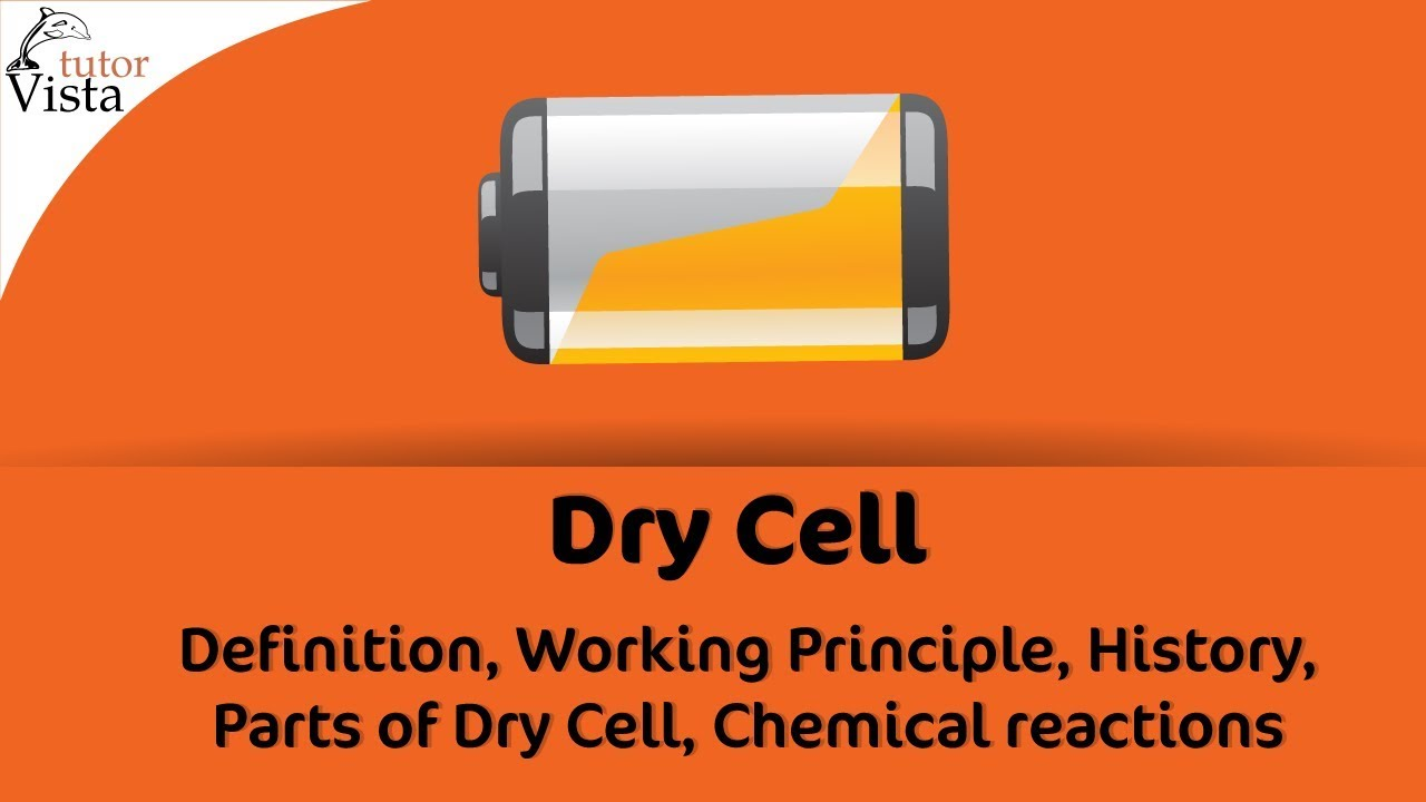 Dry Cell Definition Working Principle History Parts Of Chemical Reactions