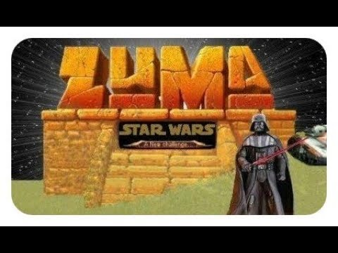 Zuma Deluxe Star Wars Mod - Level 7 (Video Game)
