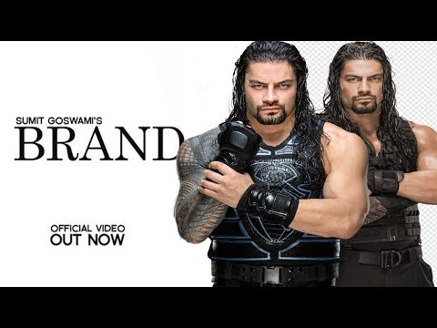 BRAND | Roman Reigns | Sumit Goswami | New haryanvi song 2020| Desi Mania Official