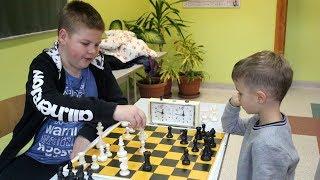 Turniej szachowy dla dzieci i młodzieży w SP nr 10