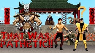 Mortal Kombat Top 10 Worst Fatalities