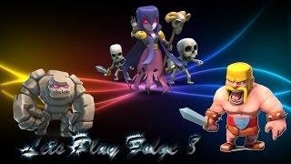 Folge 8 Clash of Clans Let`s Play, zweiter Clankrieg Ende und dritter Clankrieg