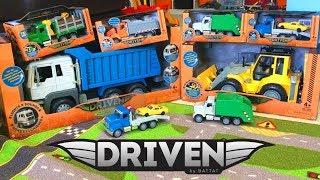 Truck Toys for Kids - Driven Trucks by Battat Dump Truck GIVEAWAY - Construction Trucks for Kids