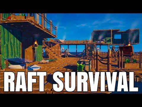Deep Sea Surviving - Raft Survival Game