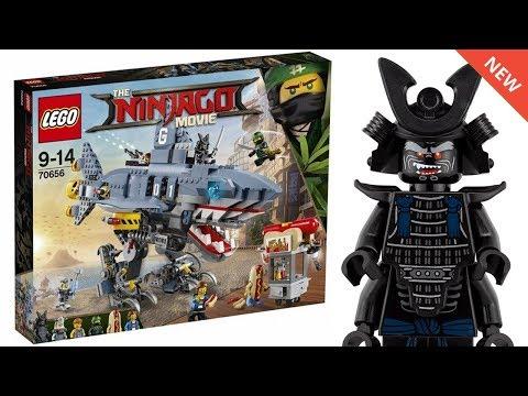 LEGO Ninjago Movie 2018 garmadon Garmadon GARMADON! Official Set Images!