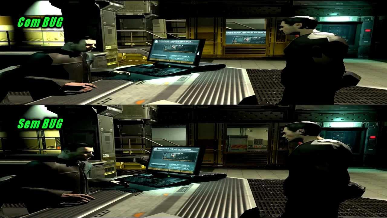 Correção (Fix) Bug SikkMOD Doom 3 - ATI HD 6850
