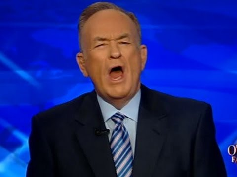 Breaking News: Bill O'Reilly Fired by Fox News