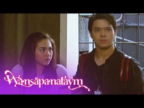 Wansapanataym: Mau defends his girlfriend