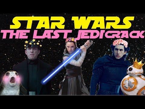 ★ STAR WARS: THE LAST JEDI | CRACK!Vid...