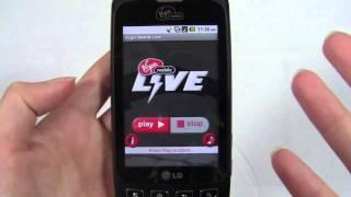 LG Optimus - LG Optimus V Review