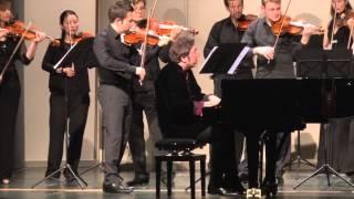 Fazil Say & CHAARTS - Mozart piano concerto KV 414 (complete)