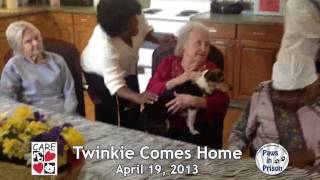 TwinkieComesHome