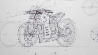 Gumroad Tutorial Excerpts: Motorcycle Design 2
