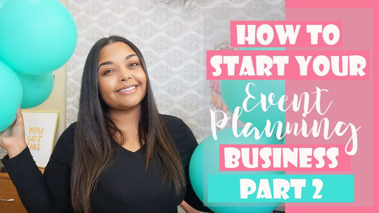 Download How to START + RUN your Event Planning Business!!