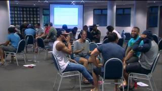 NRL Pacific Island Players Cultural and Leadership Awareness conference 2012