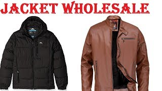 JACKET WHOLESALE MARKET !WHOLESALE JACKET MARKET GANDHI NAGAR DELHI !