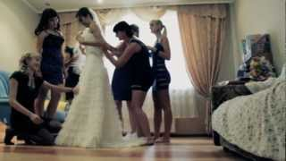 Свадебный клип на песню -- I've got a feeling
