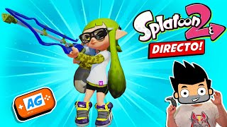 Vamos a ser CAMPEROS! en Splatoon 2 Gameplay en Español   Abrelo Game Nintendo Switch