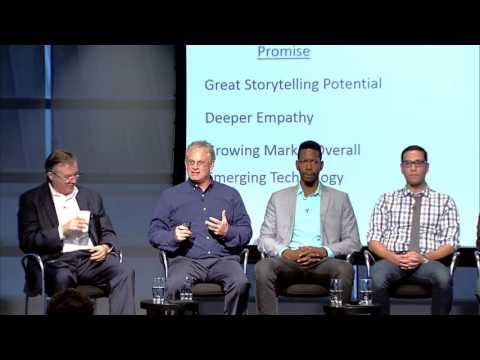 Virtual Reality, Storytelling, and News