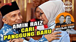 AMIN RAIZ CARI PANGGUNG BARU   Obrolan Pinggir Jurang (OPJ)
