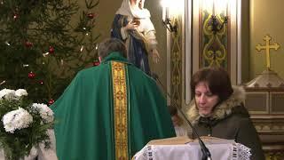 Karcagi Római Katolikus szentmise 2020.01.19.