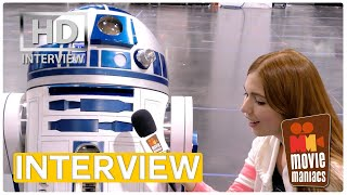 Interview With R2-d2 At The Star Wars Celebration 2015 In Anaheim