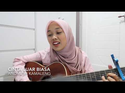 Cinta Luar Biasa - Andmesh Kamaleng (cover)