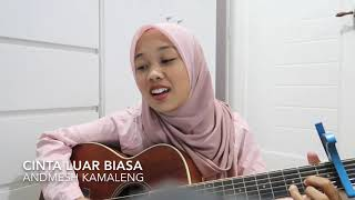 Download lagu Cinta Luar Biasa - Andmesh Kamaleng